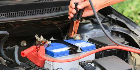 5 Necessary Components of a Car Battery, Covington, Kentucky