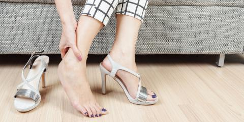 3 Ways the Wrong Shoe Size Can Cause Foot Pain, Honolulu, Hawaii