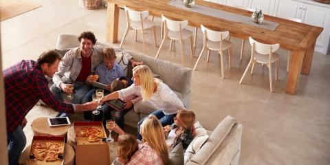 3 Benefits of Having Family Mealtime With Pizza Delivery, Chili, New York