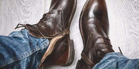 3 Reasons to Leave Shoe Zipper Repair to a Professional, Brighton, New York
