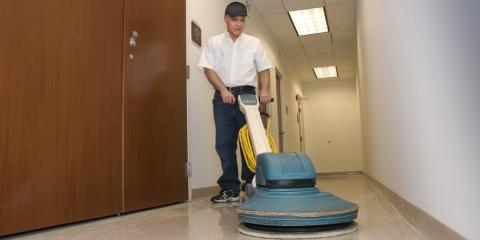 What You Should Know About Salt Residue on Office Floors, St. Paul, Minnesota