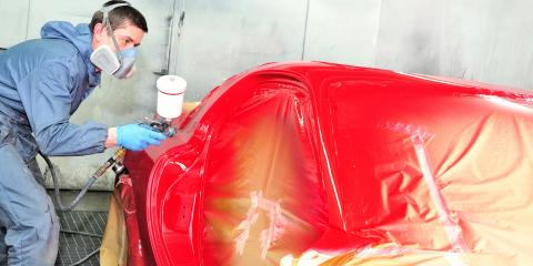 How to Choose a Paint Color for Your Car, Norwalk, Connecticut