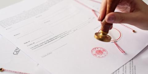 4 Reasons to Use a Notary Public , Auburn, New York
