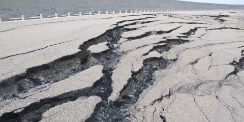 Post-Earthquake Asphalt Repair Checklist, Wasilla, Alaska