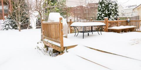 3 Tips to Protect Your Deck or Patio From Snow-Related Damage, Batavia, New York