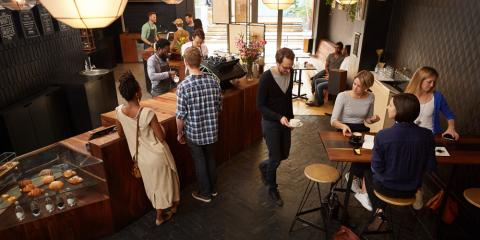 5 Reasons to Choose Local Coffee Shops, Manhattan, New York