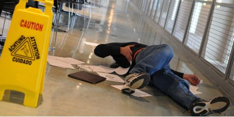5 Crucial Steps to Take Following a Slip & Fall Accident, Greece, New York