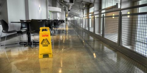 Questions to Ask Yourself About Your Slip & Fall , Union, Ohio
