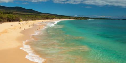 Summer Beach Fun With Shaka Sandwich & Pizza Inc., Kihei, Hawaii