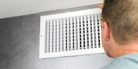 Does Closing Air Vents in Unused Rooms Save Energy?, Farmersville, Ohio