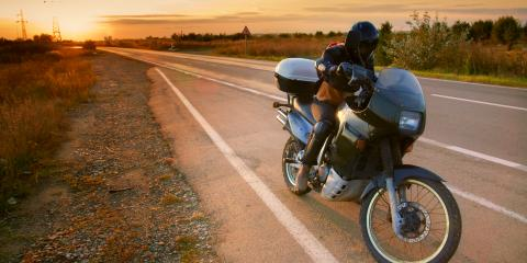 3 Common Causes of Motorcycle Accidents , Columbus, Ohio
