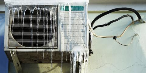 How to Deal With Ice on Air Conditioning Systems, Stow, Ohio