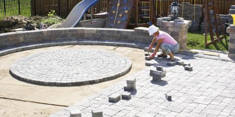 3 Steps to Installing Patio Pavers, Gates, New York