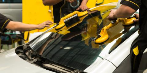 4 Windshield Repair Myths, Hilton, New York
