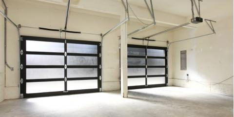 3 Styles of Residential Garage Doors, Hamilton, Ohio