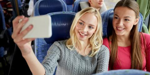 3 Benefits of Taking a Charter Bus vs. Flying, Clifton, New Jersey