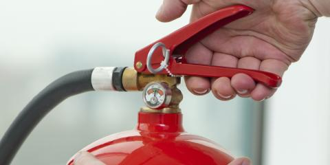 How Often Should You Call for Fire Extinguisher Service in California?, Long Beach-Lakewood, California