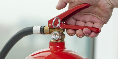 Commercial Fire Protection Team Explains 5 Types of Fire , Anchorage, Alaska