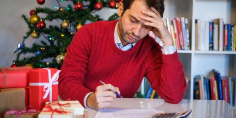 How to Handle Depression Around the Holidays, Lexington, North Carolina