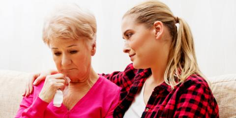 How Do You Know if Your Elderly Parent Is Depressed?, Lincoln, Nebraska