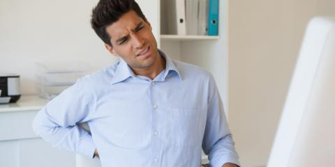 What You Can Do About Back Pain From Your Desk Job, Ashtabula, Ohio