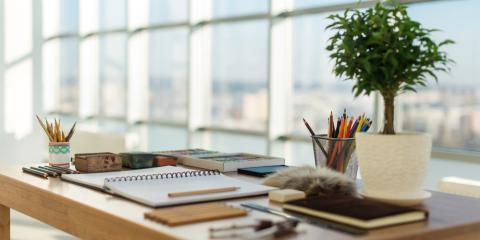 3 Tips to Keep Office Desks Organized, Lubbock, Texas