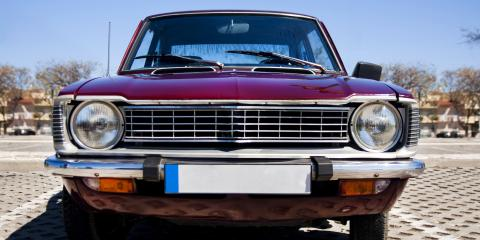 5 Benefits of Restoring the Headlights on Your Classic Car, Lexington-Fayette Central, Kentucky