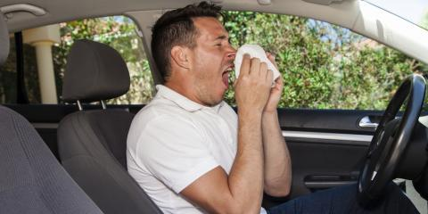 3 Tips to Banish Cold & Flu Germs From Your Car, Lexington-Fayette Central, Kentucky