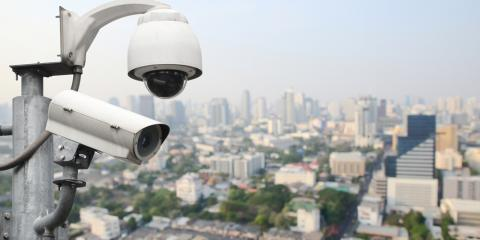 Security Cameras: The Top 3 Reasons Your Business Needs Them, Union, Ohio