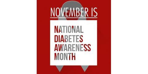 Diabetes and Your Smile: Dr. Lunan Celebrates Diabetes Awareness, Middlebury, Connecticut