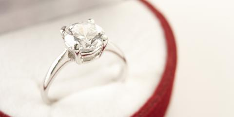 What's the Difference Between Simulant & Lab-Created Diamond Rings?, Rochester, New York