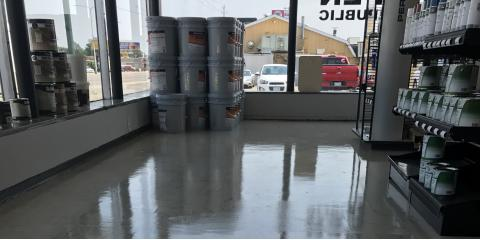 Choosing Acrylic vs. Urethane Floor Coatings For Your Business, Minden, Minnesota