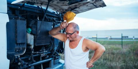 3 Signs Your Diesel Engine Truck Needs a Tuneup or Repair, Wheatland, New York