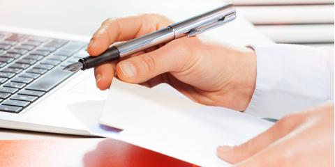 3 Reasons Your Business Still Needs a Letterhead, Onalaska, Wisconsin