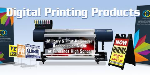 3 Benefits of Digital Printing, Lorain, Ohio