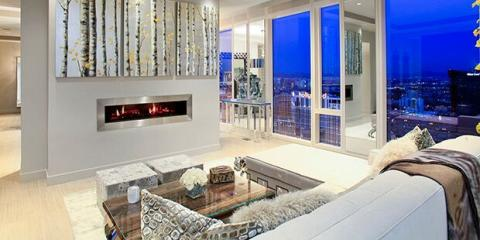 Living Room Furniture Experts Debunk 3 Myths About Electric Fireplaces, St. Charles, Missouri