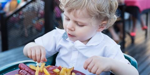 3 Ways to Eat French Fries, Branson, Missouri