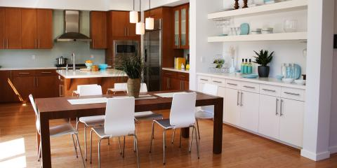 How to Decide Between Wood & Glass Dining Room Tables, Symmes, Ohio