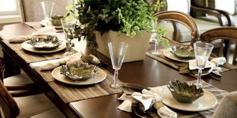 A Guide to Selecting the Right Dining Room Table for Festive Occasions, Symmes, Ohio