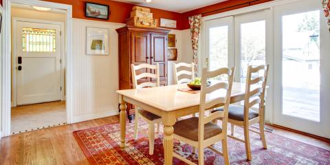 3 Summer Dining Room Furniture Trends, Victor, New York