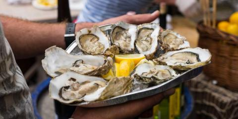 A Guide to Gulf Oysters, Orange Beach, Alabama