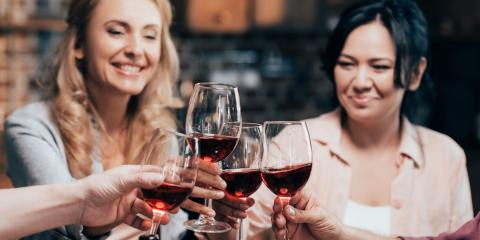 5 Red Wines and What to Pair Them With, Tampa, Florida
