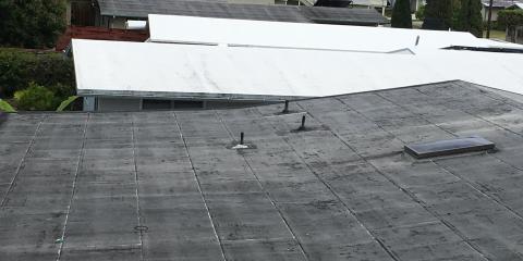 Beat the heat with a white roof coating, Honolulu, Hawaii