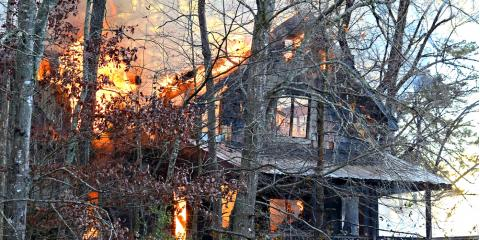 Fire Damage? Call the Disaster Restoration Pros at Triple A Maintenance, Cameron, Wisconsin