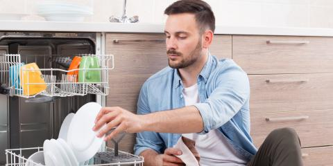 4 Reasons for a Leaking Dishwasher, Anchorage, Alaska