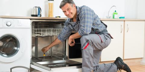 Top 3 Reasons Your Dishwasher Won't Start, Jacksonville East, Florida