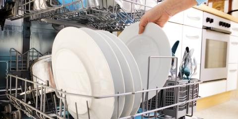 Appliance Repair Service Explains How Best to Load a Dishwasher, High Point, North Carolina