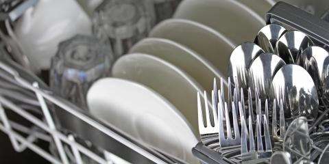 3 Signs Your Dishwasher Needs Repairs, Fairport, New York