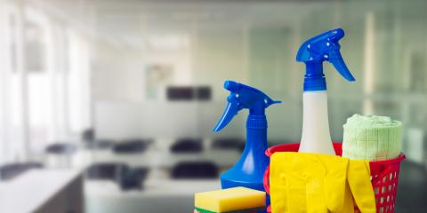Disinfecting vs. Everyday Cleaning Services: What's the Difference?, Raleigh, North Carolina
