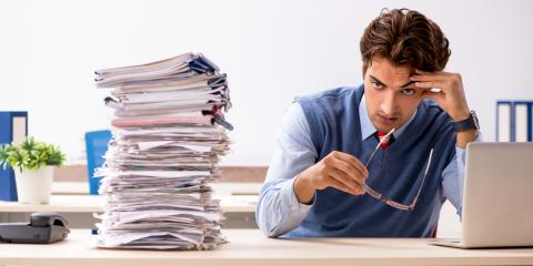 3 Tips to Reduce Stress in the Office , Rochelle Park, New Jersey